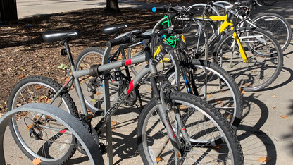 Bikes to be held through fall