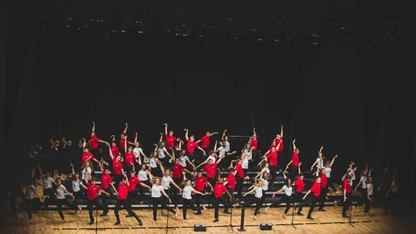 Big Red Singers host fall festival workshop, joint performance