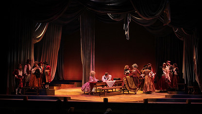 'Candide' wins top honor in national competition