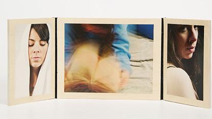 Art major's triptychs showcased in MEDICI exhibition