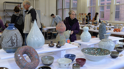 Spring Clay Club sale to benefit student artists