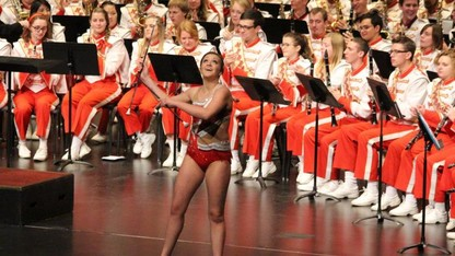 Cornhusker Marching Band's 'Highlights Concert' is Dec. 12