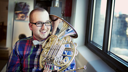 Horn alumnus Cohen returns for Sept. 5 recital