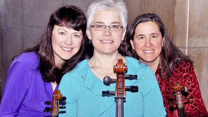 Concordia String Trio concert is Feb. 23