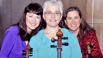 Concordia String Trio presents 'Serenades and Such'
