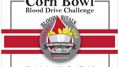 Corn Bowl blood drive is Nov. 20-21