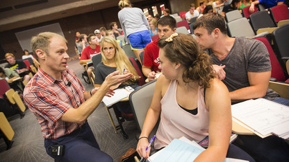 Teaching, learning symposium focuses on group work, collaboration