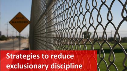SECD hosts school discipline conference Sept. 18