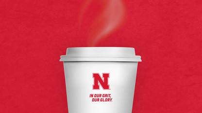 Chancellor pours free coffee for finals week grind