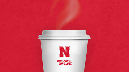 Fuel up with free finals-week coffee from the chancellor