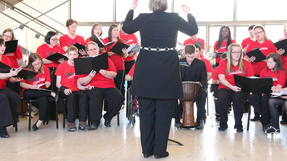 Achievements | i2Choir receives grant from Cooper Foundation