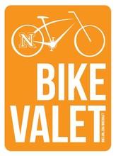 Bike Valet offered for Red-White Spring game April 11