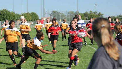 Women's rugby advances to national tournament