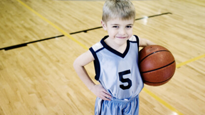 Campus Recreation opens Itty Bitty Sports basketball sessions