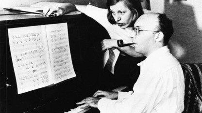 'Celebration of American Song' honors Kurt Weill
