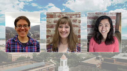 Trio to share honor of 100th doctorate to woman in mathematics