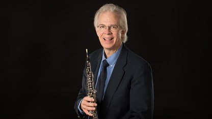 McMullen hosts 'An Evening of French Oboe Music'