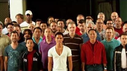 "It Gets Better:  Gay Men's Chorus of Los Angeles ""True Colors"""