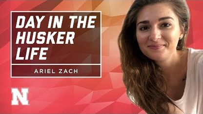 Day in the Husker Life | Ariel | College of Business