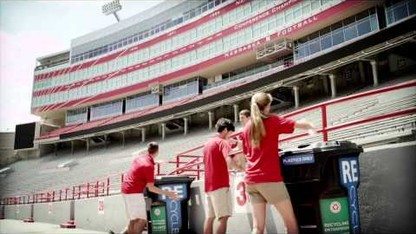 Pepsi Recycling Video - Drumline (Huskervision)