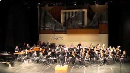 UNL Symphonic Band Perfoms  Reflections on Hmong Folk Music