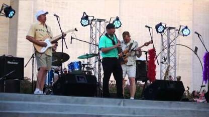 Pance Zaev, Swing Fever - Summertime: Jazz in June, Lincoln NE, 2015