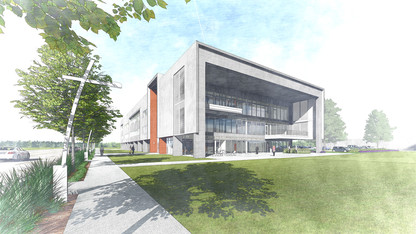 Construction begins on newest Nebraska Innovation Campus building