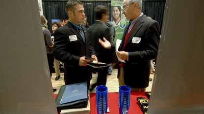 Career Fair connects students with employers