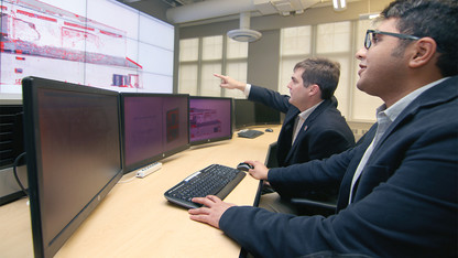 Engineering duo invents software to detect structural damage