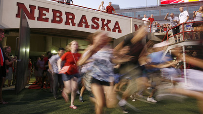 First Husker program kicks off with 67 students