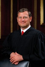 Chief Justice Roberts at College of Law