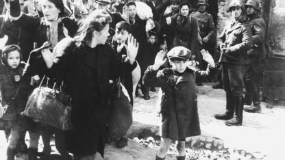 Talk will examine secret archives of WWII Warsaw Ghetto