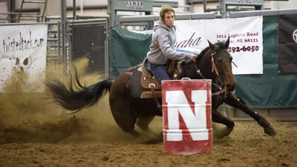 UNL rodeo team debunks stereotypes
