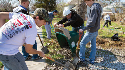 Civic Engagement offers funds for service projects