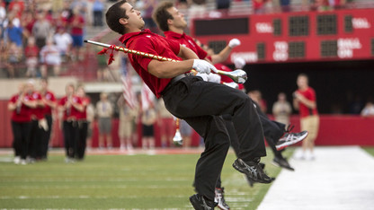 301-member Cornhusker Marching Band to make 2013 debut