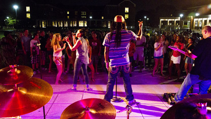 UNL's Lincoln Calling concerts move indoors