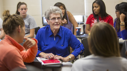 Student, 87, earns UNL degree after 68-year hiatus