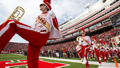 Cornhusker Marching Band concert is Dec. 17