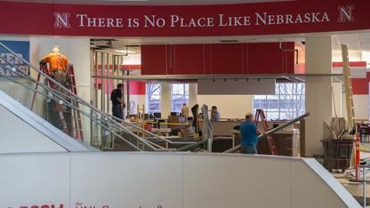 Progress continues in Nebraska Union