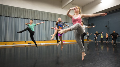Evenings of Dance continues to April 27