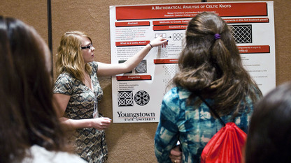 Symposium to feature research by undergraduates