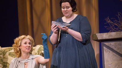 Opera offers spin on classic Cinderella story