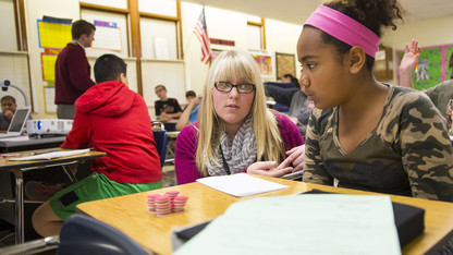 $1M grant to benefit K-12 teaching of math, science