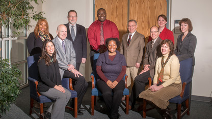11 faculty, staff studying best diversity practices