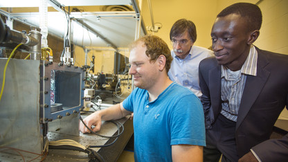Achievements: Engineering grad student earns NASA fellowship