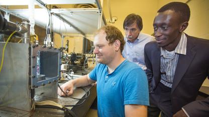 Achievements: Engineering grad student earns NASA fellowship