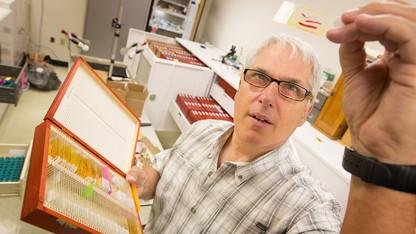 Gardner, team ID parasite that infected mammals' ancestor