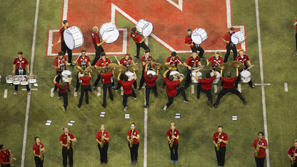 Cornhusker Marching Band revamps pregame routine