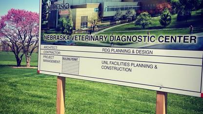 Veterinary Diagnostics Center groundbreaking is today