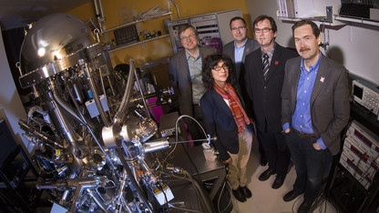 UNL wins $9.6 million NSF grant for nanotech research center